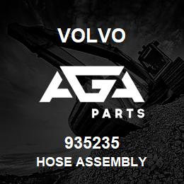 935235 Volvo HOSE ASSEMBLY | AGA Parts