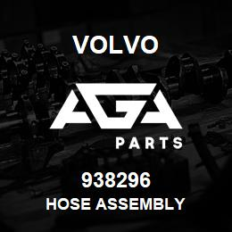 938296 Volvo HOSE ASSEMBLY | AGA Parts