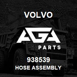 938539 Volvo HOSE ASSEMBLY | AGA Parts