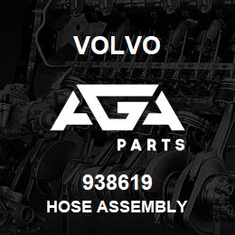 938619 Volvo HOSE ASSEMBLY | AGA Parts