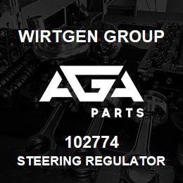 102774 Wirtgen Group STEERING REGULATOR | AGA Parts