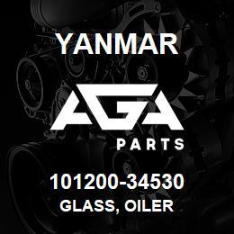 101200-34530 Yanmar glass, oiler   AGA Parts