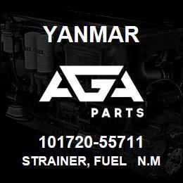 101720-55711 Yanmar strainer, fuel n.m.l. | AGA Parts
