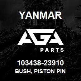 103438-23910 Yanmar bush, piston pin | AGA Parts