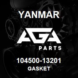 104500-13201 Yanmar gasket | AGA Parts
